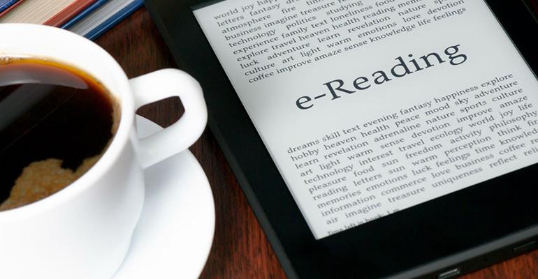 E-book writer: