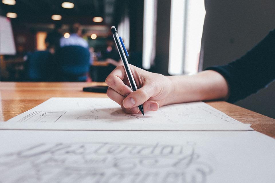 lavorare scrivendo