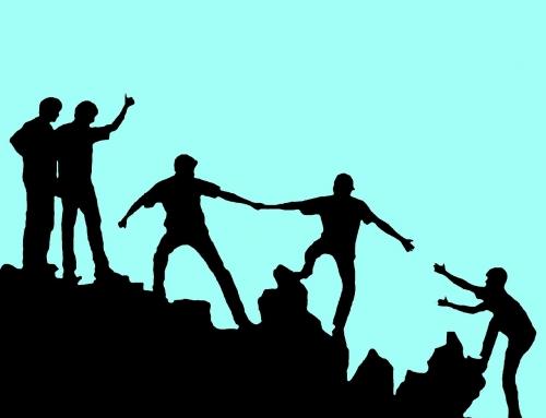 L'importanza di chiedere aiuto (e di essere capaci di darlo)