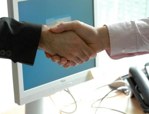 Quanto è vigorosa la tua stretta di mano?