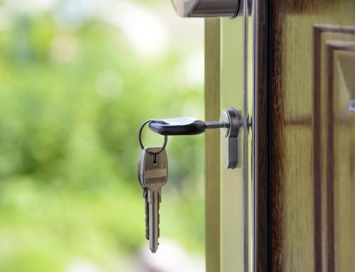 E se ti rubassero le chiavi di casa?